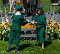 7472 Vashon Island High School Graduation 2015 061315