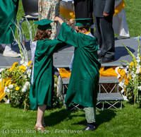 7482 Vashon Island High School Graduation 2015 061315
