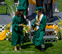 7484 Vashon Island High School Graduation 2015 061315