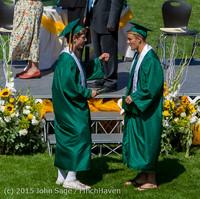 7501 Vashon Island High School Graduation 2015 061315