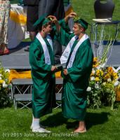 7503 Vashon Island High School Graduation 2015 061315