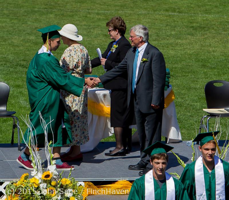 7505 Vashon Island High School Graduation 2015 061315