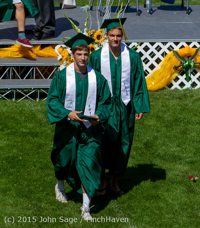 7506 Vashon Island High School Graduation 2015 061315