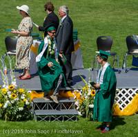 7513 Vashon Island High School Graduation 2015 061315