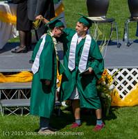 7516 Vashon Island High School Graduation 2015 061315
