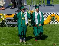 7521 Vashon Island High School Graduation 2015 061315