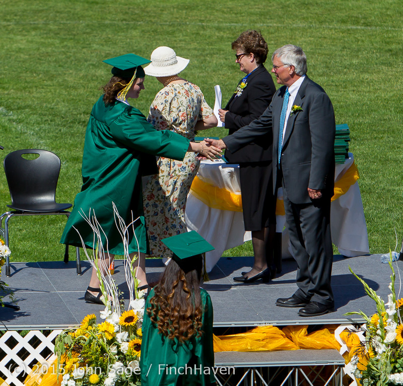 7526 Vashon Island High School Graduation 2015 061315