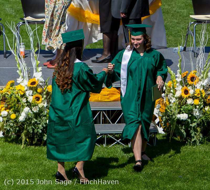 7529 Vashon Island High School Graduation 2015 061315