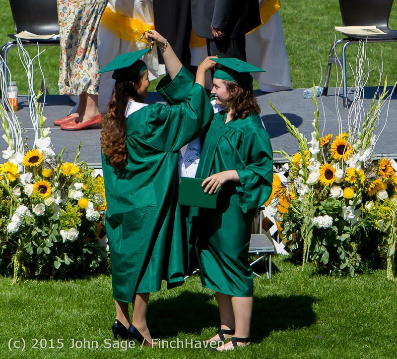7531 Vashon Island High School Graduation 2015 061315