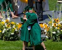 7533 Vashon Island High School Graduation 2015 061315