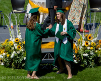 7538 Vashon Island High School Graduation 2015 061315