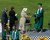 7540 Vashon Island High School Graduation 2015 061315
