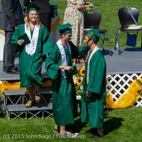7552 Vashon Island High School Graduation 2015 061315