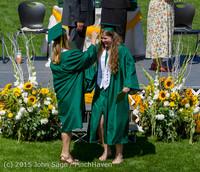 7562 Vashon Island High School Graduation 2015 061315