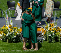 7568 Vashon Island High School Graduation 2015 061315