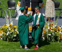 7573 Vashon Island High School Graduation 2015 061315