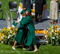 7597 Vashon Island High School Graduation 2015 061315