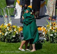 7601 Vashon Island High School Graduation 2015 061315