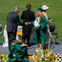 7616 Vashon Island High School Graduation 2015 061315