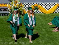 7632 Vashon Island High School Graduation 2015 061315