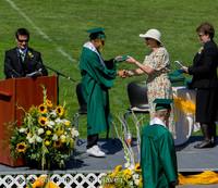 7644 Vashon Island High School Graduation 2015 061315