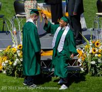 7649 Vashon Island High School Graduation 2015 061315