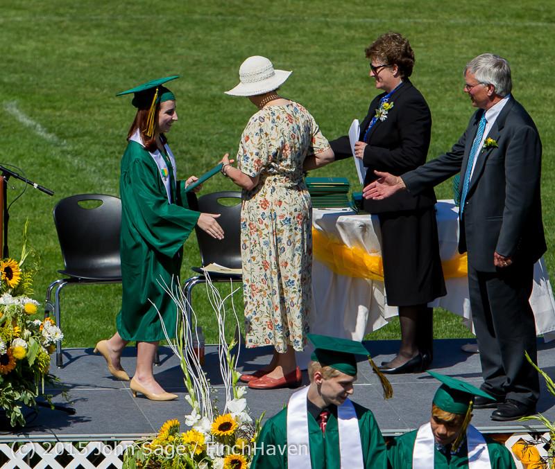 7651 Vashon Island High School Graduation 2015 061315