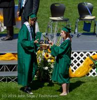 7660 Vashon Island High School Graduation 2015 061315