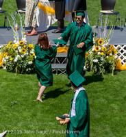7676 Vashon Island High School Graduation 2015 061315