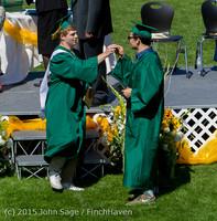 7681 Vashon Island High School Graduation 2015 061315
