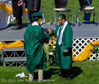 7697 Vashon Island High School Graduation 2015 061315