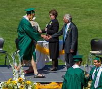 7698 Vashon Island High School Graduation 2015 061315