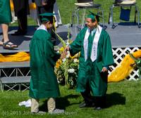 7699 Vashon Island High School Graduation 2015 061315