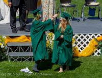7718 Vashon Island High School Graduation 2015 061315