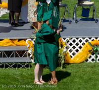 7736 Vashon Island High School Graduation 2015 061315