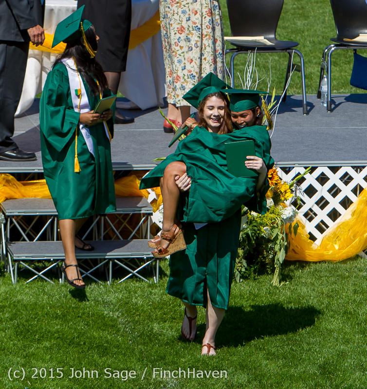7741 Vashon Island High School Graduation 2015 061315