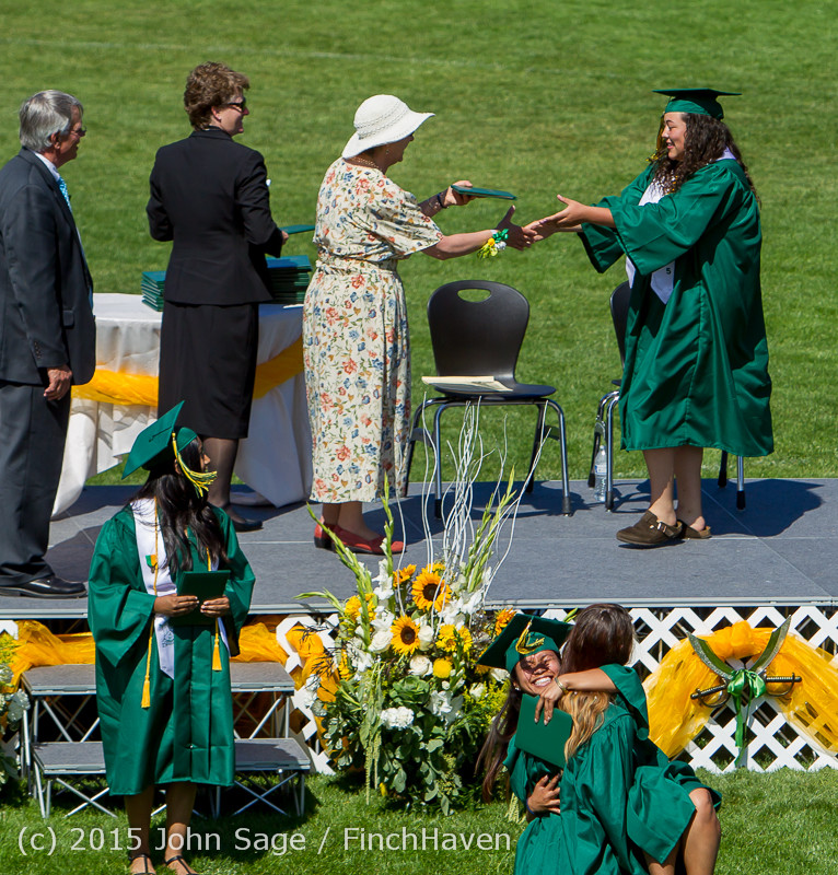 7745 Vashon Island High School Graduation 2015 061315
