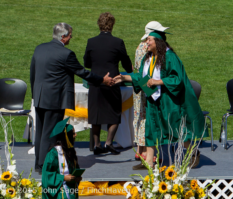 7748 Vashon Island High School Graduation 2015 061315