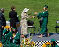 7750 Vashon Island High School Graduation 2015 061315