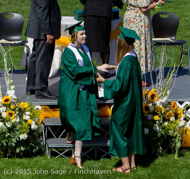 7762 Vashon Island High School Graduation 2015 061315