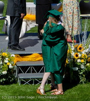 7764 Vashon Island High School Graduation 2015 061315