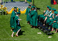7767 Vashon Island High School Graduation 2015 061315