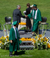 7769 Vashon Island High School Graduation 2015 061315