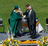 7772 Vashon Island High School Graduation 2015 061315