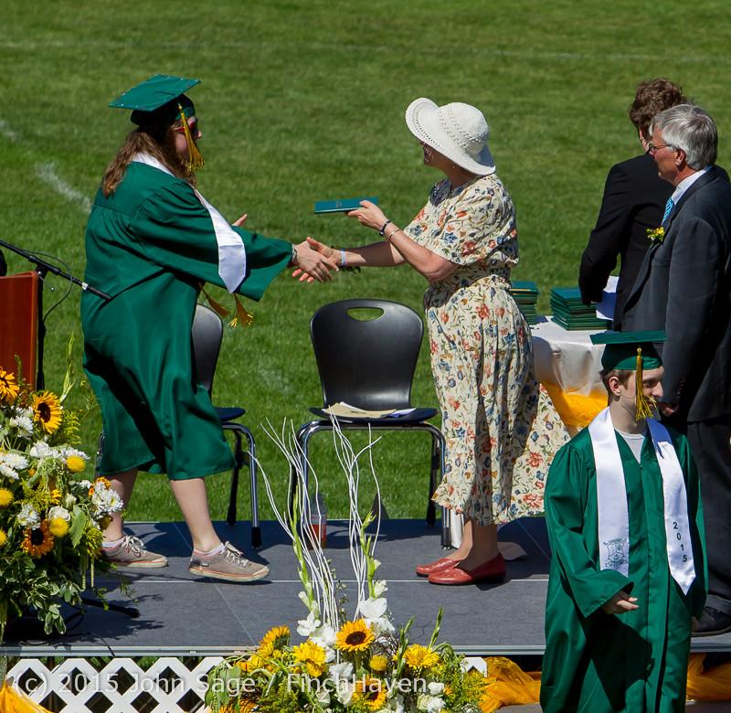 7781 Vashon Island High School Graduation 2015 061315