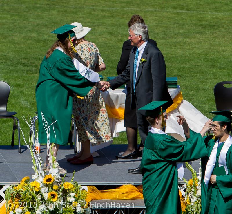 7783 Vashon Island High School Graduation 2015 061315