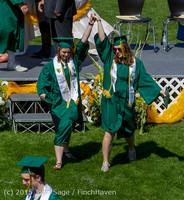 7793 Vashon Island High School Graduation 2015 061315