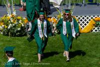 7795 Vashon Island High School Graduation 2015 061315