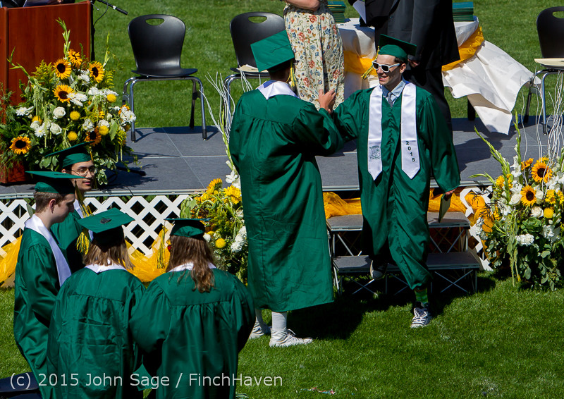 7799 Vashon Island High School Graduation 2015 061315