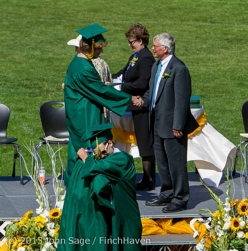 7804 Vashon Island High School Graduation 2015 061315